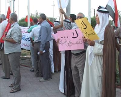 أهالي كربلاء يطالبون بتعديل قانون الانتخابات الجديد
