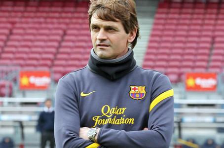 برشلونة يستأنف ضد قرار طرد فيلانوفا أمام اوساسونا بالدوري الاسباني