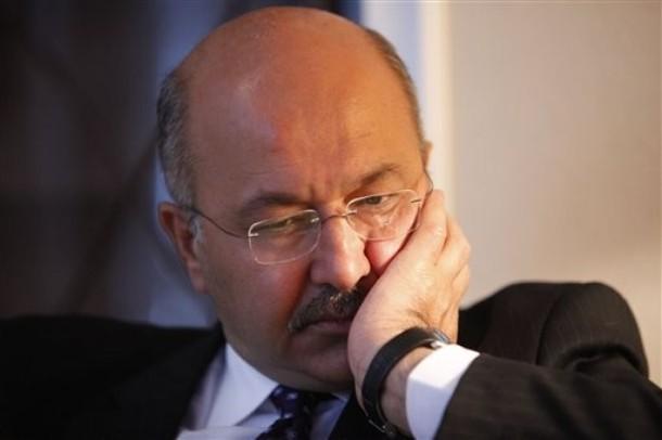 برهم صالح يؤكد أن المحاصصة في البلاد منعت الانسجام في الأداء الحكومي والسياسي