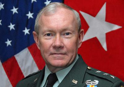 مارتن ديمبسي : ما زال هناك دور مهم تلعبه الولايات المتحدة في العراق