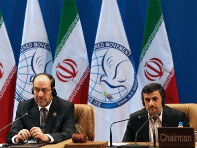 المالكي يؤكد على ان من حق الشعب السوري إقامة نظام ديمقراطي تعددي