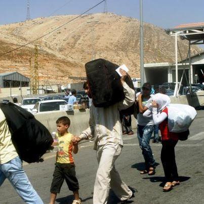 الأمم المتحدة تؤكد استمرار تدفق النازحين السوريين إلى العراق