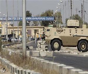 طائرة إسرائيلية تقتل مصريًّا على الحدود
