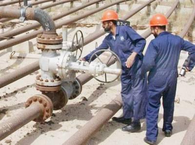 إنجاز أول مصنع لإنتاج الغاز الصلب والسائل في حقل الأحدب غرب الكوت