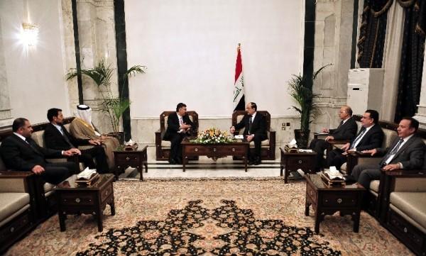 المالكي : العراق لن يدخر جهداً في إسناد أي حل سياسي يتفق عليه الأشقاء السوريون