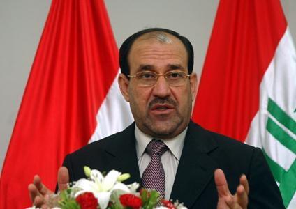 المالكي: انا مستعد لمناقشة الملف الأمني في مجلس النواب