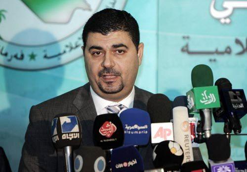 العراقية تعلن انها لن تصوت على قانون البنى التحتية اذا لم يتم تعديله