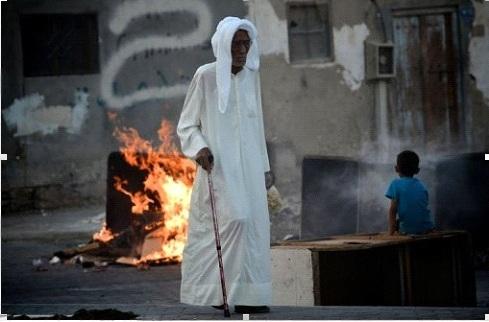 صدامات في قرى شيعية بالبحرين بعد تأكيد الاحكام بحق قادة المعارضة