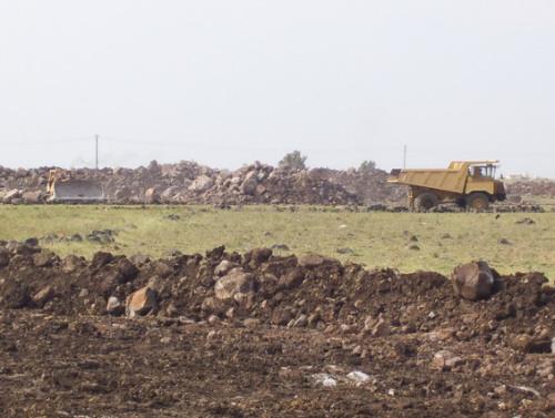 كربلاء:1170 دونم زراعي تحول إلى أراضٍ سكنية دون علم المحافظة