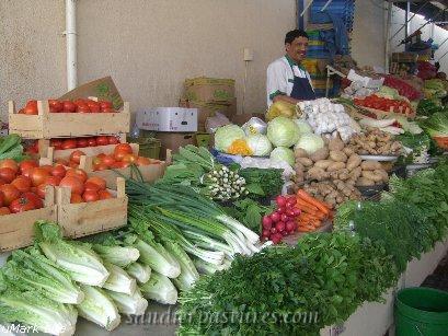 أسعار سوق العبور: الطماطم بـ 5 جنيهات والبلطي بـ10 والمانجو بـ 6 والملوخية بجنيه واحد