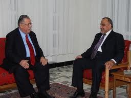 رئيس الجمهورية يستقبل الاستاذ عادل عبد المهدي في المانيا