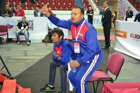 أكد نيوز في حوار مع مدرب المنتخب الوطني العراقي  بالمواي تاي