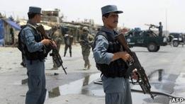أفغانستان: 22 قتيلا في هجوم انتحاري مزدوج .. وغارة للناتو تقتل 15