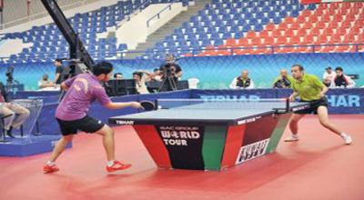 ناشئة العراق تهزم السعودية والأشبال يغلبون البحرين ببطولة العرب للطاولة