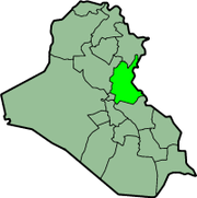 """احراق مزار """"باوة محمود"""" في خانقين و(الآسايش) تعتقل مشتبهاً به"""