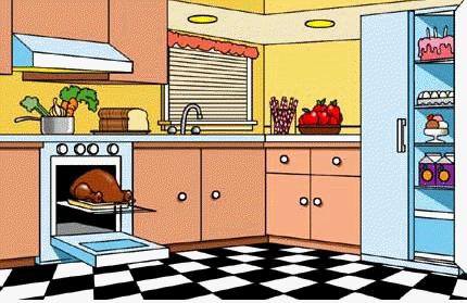 معلومات تهمك جدا في المطبخ