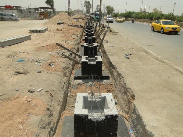 النجف : مشروع  لنقل الحي الصناعي الى منطقة بحر النجف غرب المحافظة