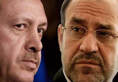 المالكي يتلقى دعوة رسمية من نظيره التركي لزيارة انقرة