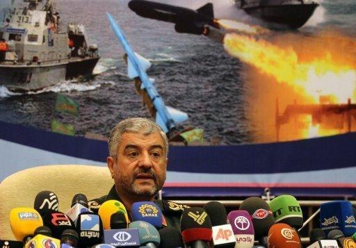 قائد الحرس الثوري: اسرائيل ستشن الحرب على ايران