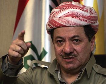 البارزاني: شعب كردستان سيكون له قرار آخر، إذا التزمت الحكومة العراقية بانتهاج الدكتاتورية والفردية