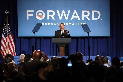 تحسن مؤشرات الاقتصاد قد يسعف اوباما قبل اسابيع من الانتخابات الرئاسية