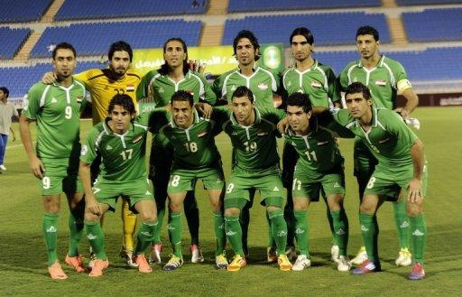 تصفيات مونديال 2014: المنتخب العراقي يعسكر غدا في الدوحة استعدادا لاستراليا