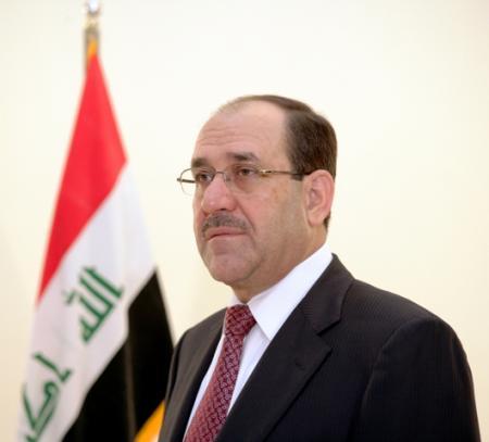 المالكي يجدد دعوته لحل سياسي للازمة في سوريا ويشكف عن زيارة مقبلة الى سوريا