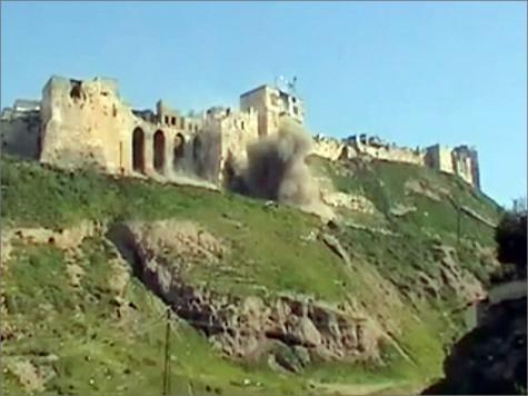 قلق عربي على الآثار بسوريا