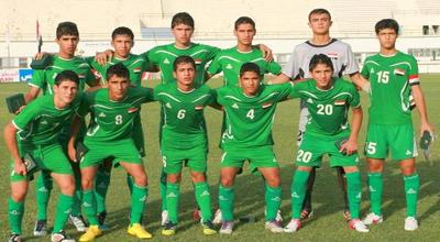 ناشئة العراق تخسر امام ناشئة اليابان 5-1