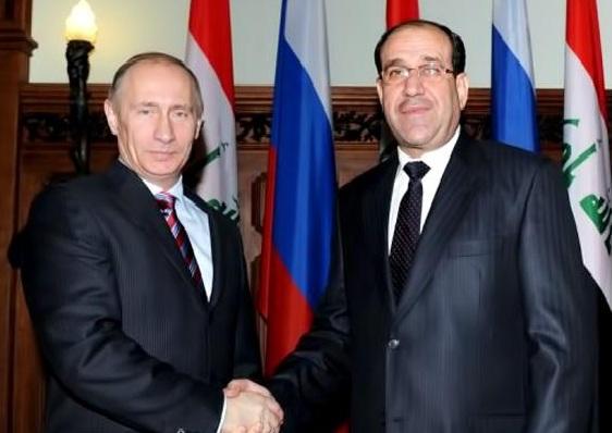 المالكي يؤكد ان اللجنة المشتركة المعنية بتطوير التبادل المشترك بين العراق وروسيا ستكثف نشاطها