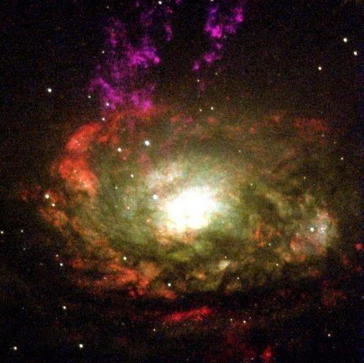اكتشاف نجمة ثانية بالقرب من الثقب الأسود الضخم في مجرة درب التبانة