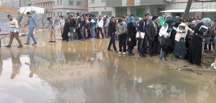 الى : مجلسي محافظة نينوى والنواب