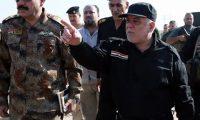 العبادي: تفجير الحدباء اعلان رسمي لهزيمة داعش