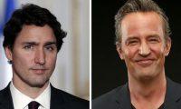 """ماثيو بيري: قد أكون السبب وراء نجاح رئيس الوزراء الكندي """"جاستن ترودو"""""""