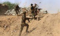 """الحشد الشعبي يحبط هجوما لـ""""داعش"""" شرقي صلاح الدين"""