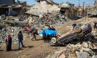 """روايات جديدة عن """"زلزال الموصل"""": عدّاد الضحايا يرتفع وستة أزقة اختفت"""