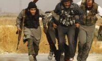 """الحشد الشعبي يلقي القبض على أربعة """"دواعش"""" قرب بيجي"""