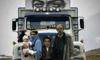 بعد سوريا والعراق المخرج برتوي يصل بـالشاحنة الى ايران