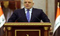 العبادي: استفتاء كردستان غير دستوري ولن نتعامل معه