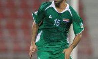 ادارة نفط الوسط تتفق مع اللاعب علي رحيمة لتمثيل فريقها بالدورة العربية