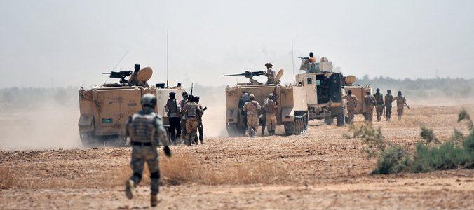 """عمليات دجلة تعلن احباط 7 هجمات لـ """"داعش"""" في ديالى"""