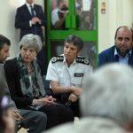 """هجوم فينسبري بارك: رئيسة الوزراء البريطانية تيريزا ماي تدين """"الاعتداء الإرهابي المقزز"""""""