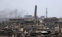 اكثر من 50 منزل وارواح بشرية لحقت بتفجير منارة الحدباء في الموصل