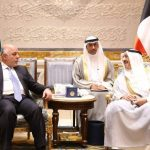 توافق على علاقات مشتركة بين العراق والكويت
