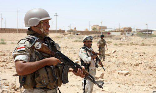 انطلاق عملية لمداهمة اوكار داعش في محافظة ديالى