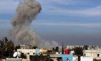 سقوط قذيفة هاون غربي بغداد