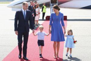 كايت تتألقبين الأناقة والدبلوماسية في زيارتها  في بولندا وألمانيا