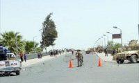 اعلان حظر التجوال الشامل في عامرية الفلوجة