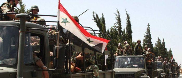 """الجيش السوري ينتزع حقول النفط من """"داعش"""" في الرقة"""