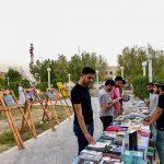 ذي قار:شبان ركنوا شهاداتهم على رفوف الانتظار وشرعوا بصناعة الشارع الثقافي